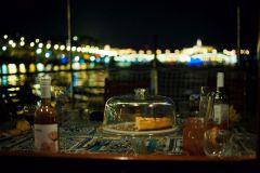 Still life after dinner