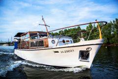 Thetis Boat on the Danube
