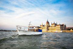 Thetis hajókirándulás Parlamenttel